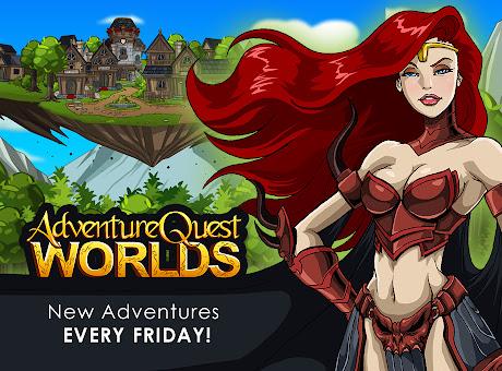 AdventureQuest Worlds