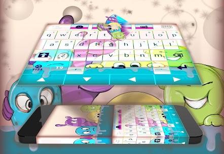 Funny Keyboard Theme 4