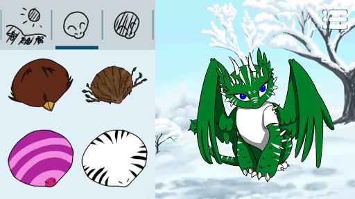 Avatar Maker: Dragons screenshot 13