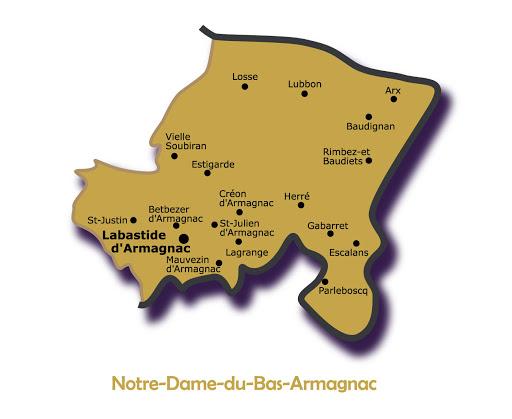 photo de Notre Dame du Bas Armagnac