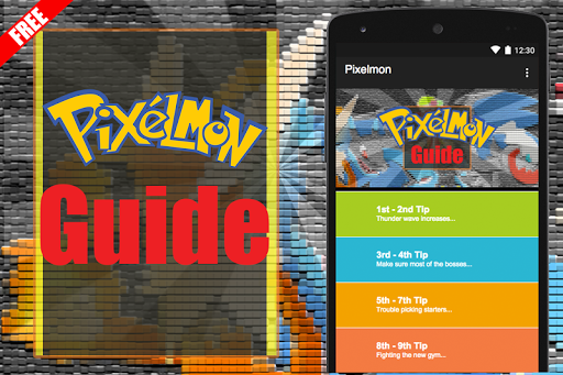 Guide for Pixelmon New