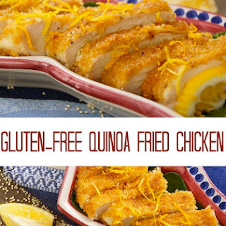 Gluten Free Chicken Quinoa Recipes