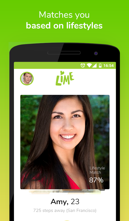 lime dating step closer