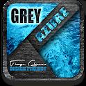 Grey Azure Theme icon