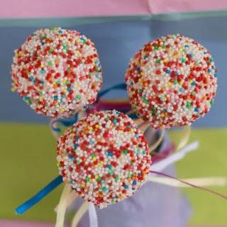 Confetti Cake Pops