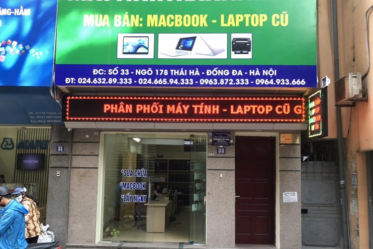 Trung tâm máy tính Bách Khoa