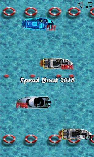 Speed Boat 2015