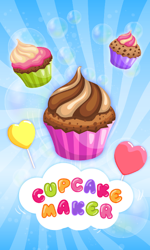Cupcake Kids - Cooking Game  screenshots 1