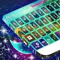 Neon Skin for Keypad icon
