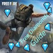 Free Fire Guide e diamantes gratuitos