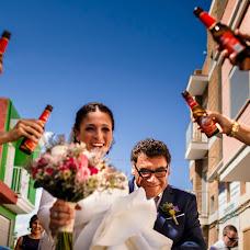 Wedding photographer Javi Martinez (estiliart). Photo of 26.05.2016