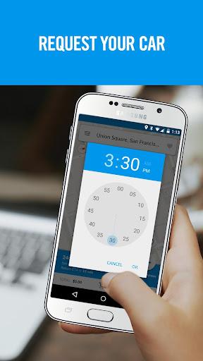 Luxe – Valet Parking App screenshot