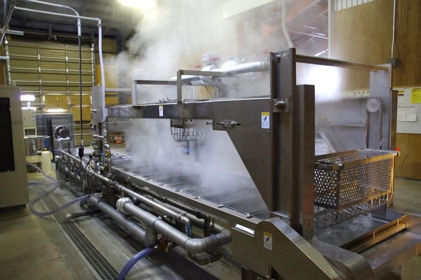 温湯消毒機械