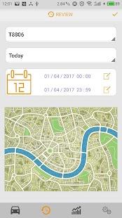Scitechs Tracker - náhled