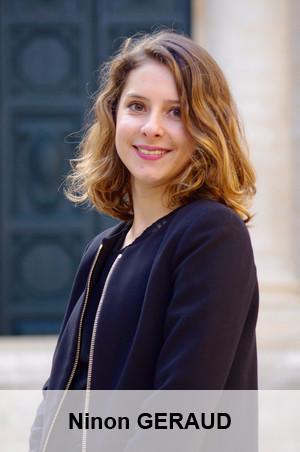 Découvrir le profil de Ninon GERAUD