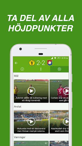 Superettan Officiell 6.0.10 screenshots 2