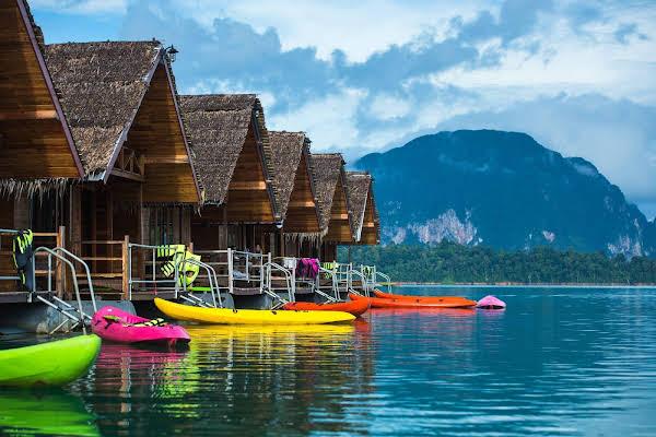 Keeree Warin Chiewlarn Resort