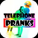 Horror Phone Pranks with Free Voice icon