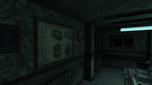 Patient 11 VR - Virtual Reality Escape Room - screenshot