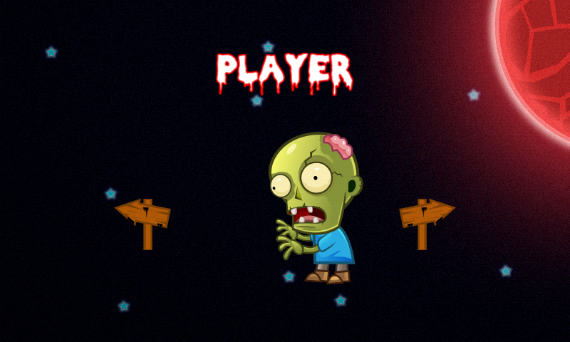 Zombies Funny Game-Foodie!- screenshot