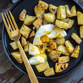 Easy Weekday Breakfast Potatoes.