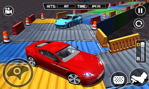 Street Car parking – Driving School Sim 2017 5