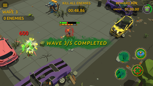 Zombie Blast Crew 2.1.1 screenshots 20