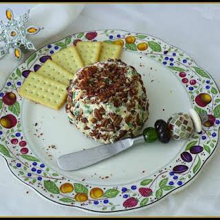 Bacon Jalapeno Cheese Ball.