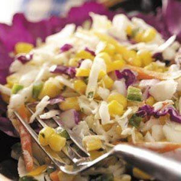 Aunt Sally's Texas Coleslaw Recipe