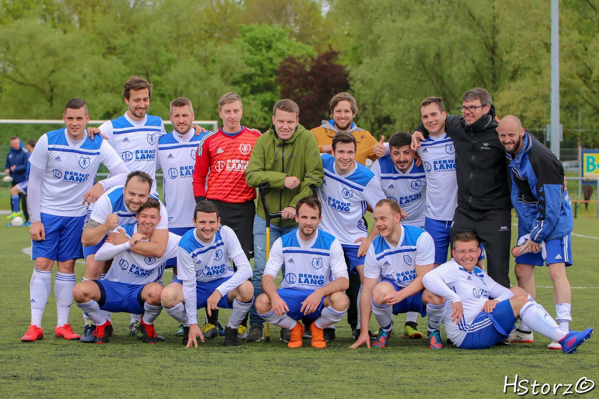 SC Holzhausen – TVK II   0:4 (0:3)
