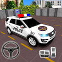 Police Parking Adventure Car Games 2021 3D icon