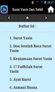 Surat Yasin Dan Tahlil Apps En Google Play