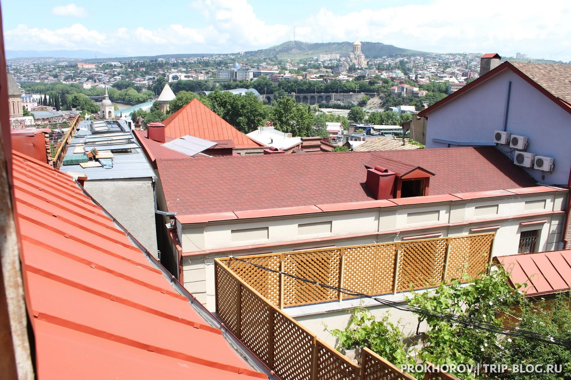 Отели Тбилиси в центре Check PointTbilisi