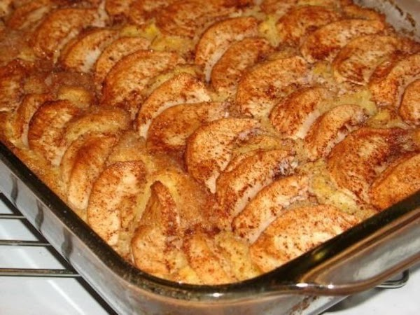 Olga's Apple Kuchen Recipe