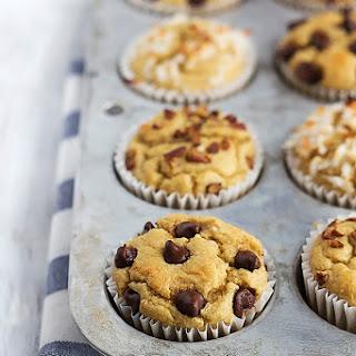 Flourless Banana Blender Muffins.