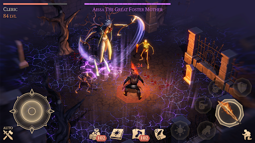 Grim Soul: Dark Fantasy Survival apkpoly screenshots 15