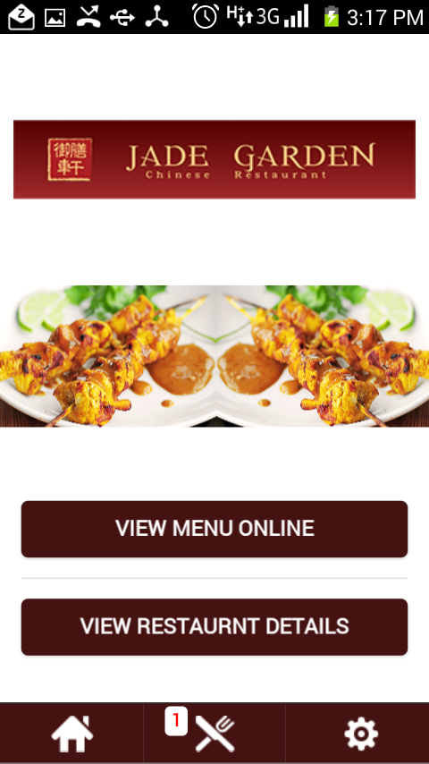 Jade Garden Chinese Restaurant- screenshot