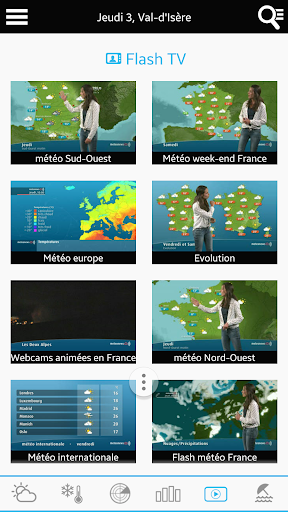 玩免費天氣APP|下載Weather for France and World app不用錢|硬是要APP