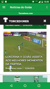 Download Notícias do Goiás For PC Windows and Mac apk screenshot 8