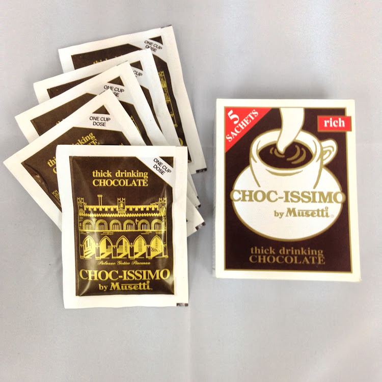 Musetti Choc-Issimo (Hazelnut Chocolate) by ECIATTO GROUP SDN BHD