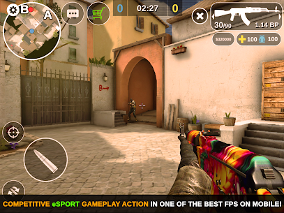 Counter Attack – Multiplayer FPS MOD (Unlimited Money) Full App+Data 6
