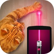 Laser for cat. Simulator