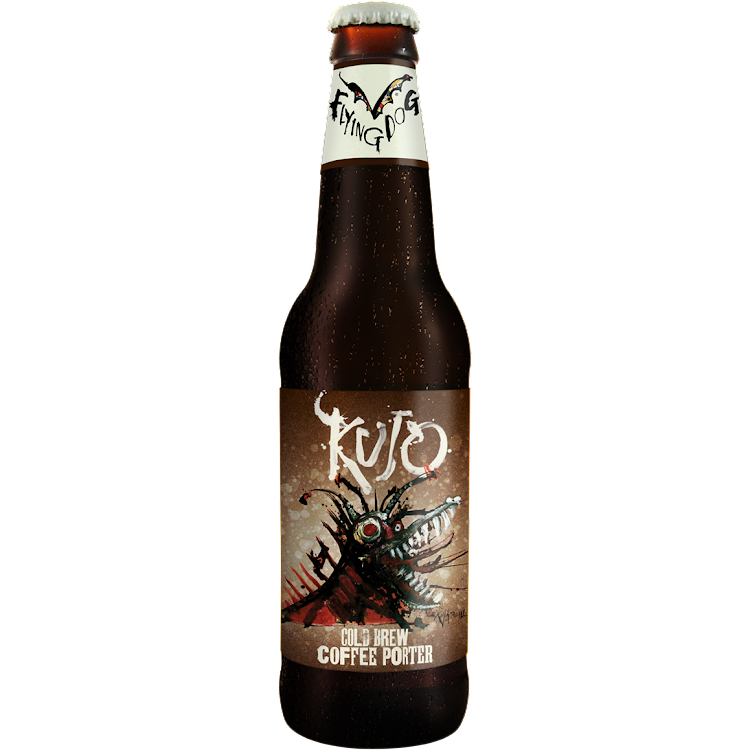 Kujo Cold Brew Coffee Porter from Flying Dog Brewery
