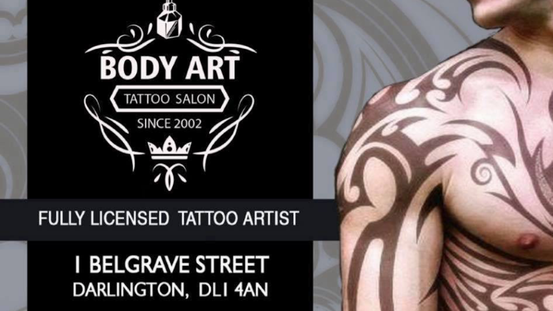 Body Art By Luke Tattoo Shop