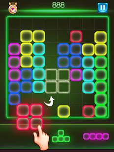 Glow Block Blast