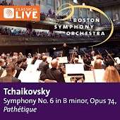 "Tchaikovsky: Symphony No. 6 in B Minor, Op. 74, ""Pathétique"""