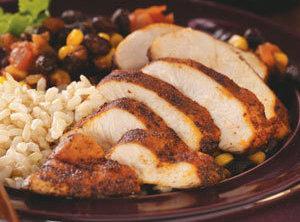 Black Bean Chicken With Rice Recipe