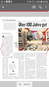 NEUE Vorarlberger Tageszeitung screenshot 2