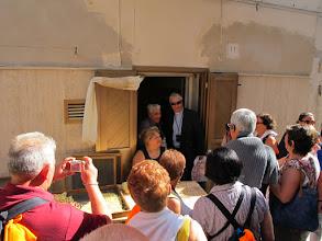 Photo: It.s1P26-141011rencontre famille fabriquant pâtes artisanales , centre historique de Bari  IMG_6196
