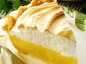 Magic Lemon Pie (1952) Recipe